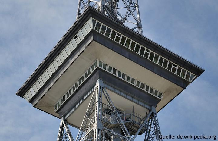Zauberer Berlin Funkturm Berlin