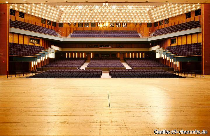 Zauberer Berlin Stadthalle Stadthalle Chemnitz