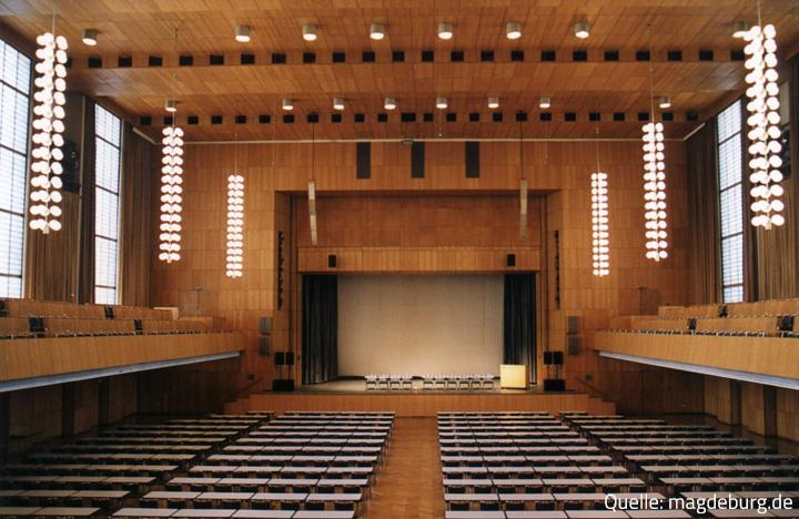 Zauberer Berlin Stadthalle Magdeburg