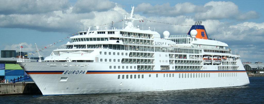 Zauberer Berlin auf Kreuzfahrtschiff